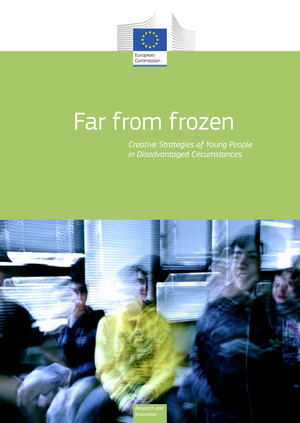 "Cover ""Far from frozen"""