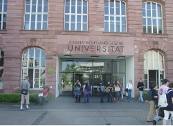 Picture of University of Frankfurt, GOETE Coordination